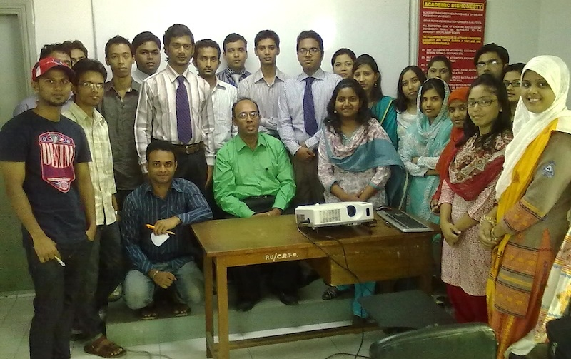Seminar on 'Bengali New Year' held at Presidency University